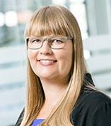 Faglig projektleder & kvalitetskonsulent Janne Dyrby