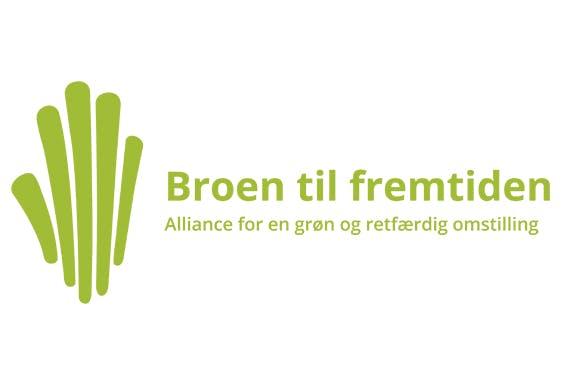 Logo 'Broen til fremtiden'