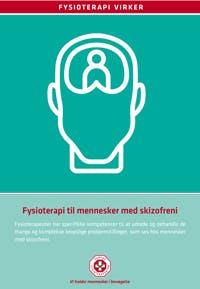 Fysioterapi til behandling af mennesker med skizofreni
