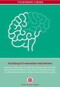 Fysioterapi til mennesker med demens