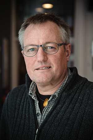 Tonny Jæger Pedersen